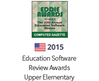 2015 Education Software Review Awards Upper Elementary