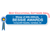 The Best Educational Software Awards Winner