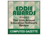 Education Software Review Awards Upper Elementary