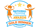 National Parenting Publications Awards Gold Winner