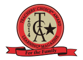 Teachers' Choice Award for the Family